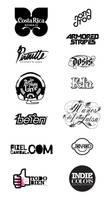 Logotypes by jonrod