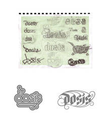 Dosis Logotype by jonrod