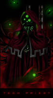 Tech Priest by The-First-Magelord