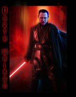 Darth Walken by The-First-Magelord