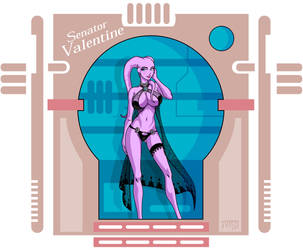 Senator Valentine by The-First-Magelord