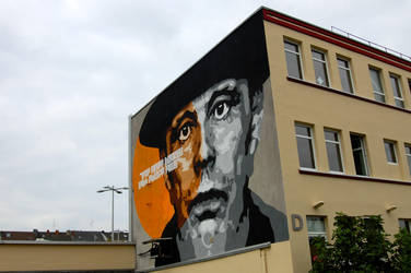 Joseph Beuys by orticanoodles