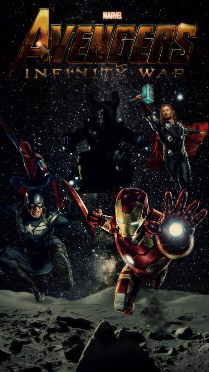 Avengers Infinity War: HD Mobile Wallpaper by ...