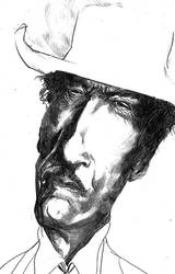 Bob Dylan by maritze