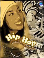 hip hop by SketchaDunny