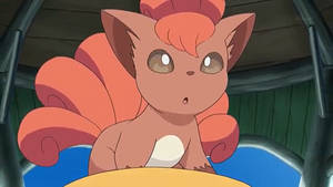 Vulpix the Fire Type Pokemon by WillDynamo55