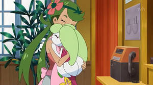 Mallow and Steenee's Lovely Hug by WillDynamo55