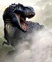 Vastatosaurus Rex by WillDynamo55