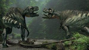 Tyrannosaurus Rex by WillDynamo55