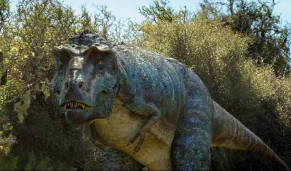 Gorgosaurus by WillDinoMaster55