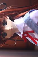 Dollfie Dream Asuka by gingerbreaddog