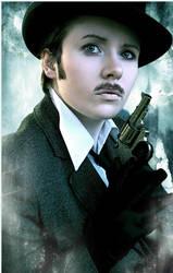 Dr.Watson cosplay by rosenrotFreiherr