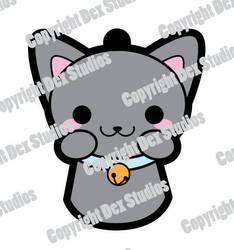 Kitty Charm Design by DexStudiosDesigns