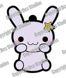 Bunny Charm Design by DexStudiosDesigns