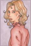 Amber by dauwdrupje