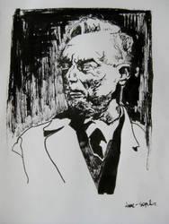 Leon Spilliaert by dauwdrupje