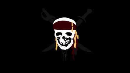 pirates of the caribbean - minimal by NonHoVoglia