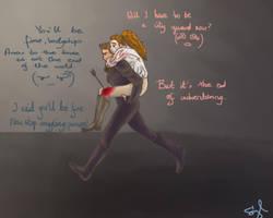 Skyrim Romance Mod - Arrow To The Knee by rudeandgingerechelon