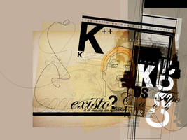 K_OS  typography by Betox