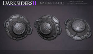 DS2 Platter Sculpt by sstrikerr