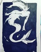 Mermaid Hunt by sstrikerr