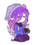 Squilva on the Switch by SilvaLucyStar