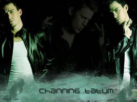 Channing Tatum Blend by PeevsieGraphics