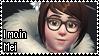 Overwatch: Mei Main by smol-panda
