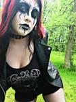 Black Metal Girl by saraskywalker