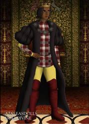King Tezcatlipoca by CowgirlXena