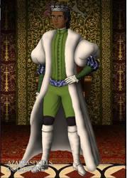 King Quetzalcoatl by CowgirlXena