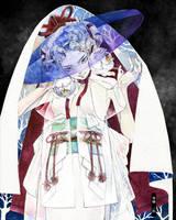 yuki tsubaki by ASingleGiraffe