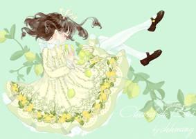 Lemon by ASingleGiraffe