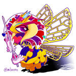 Queen Sectonia by miluette