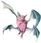 Pokemon Community Collab - Crobat by Flames-Flare