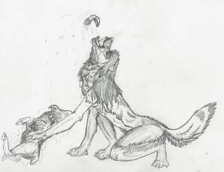 sketchy version wolfenashes by ketrafc