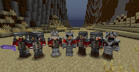 Zerbia Rebuild Team by rsclaymore