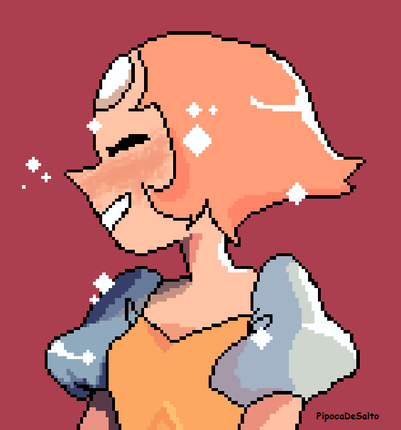 Today I decided to make our beloved Pearl!   She is strong and determined and certainly one of the most evolved characters in Steven Universe's history!   ----------------------...