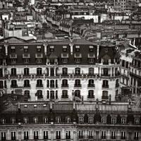 Paris rooftops by kpavlis