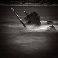 Wreck II by kpavlis