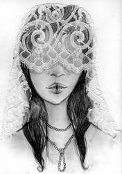 Lace Vision by LOVEloveLOATH