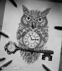 Clockwork by nightfuryscars