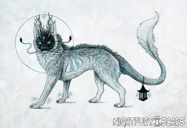 The Nights Go On by nightfuryscars