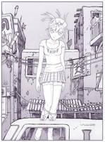 Brody's Ghost: Talia, Page 18 by jelmobu