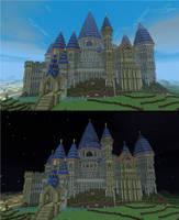 Another Minecraft Castle by jelmobu