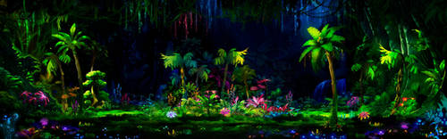 Jungle,2 by zhanhui