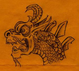 Dragon 08 by JJFGG