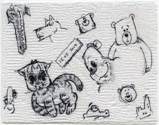 Bonche de animalitos by JJFGG