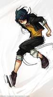 Agito supah attack by Ninjin-nezumi