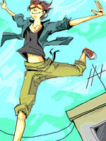 JUUMP by Ninjin-nezumi